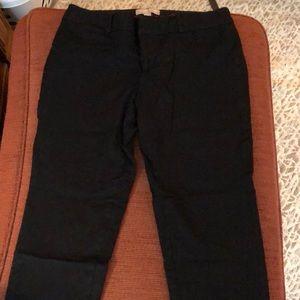 Banana Republic Sloan Fit Pant, size 10